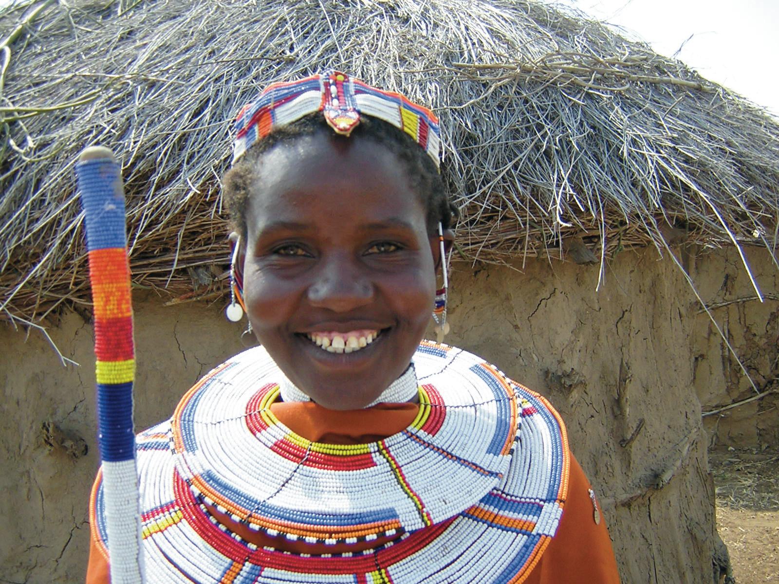 Kenya in Style, Maasai Women