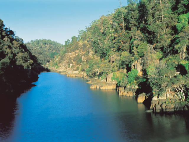 Tasmania, Launceston, Cataract Gorge