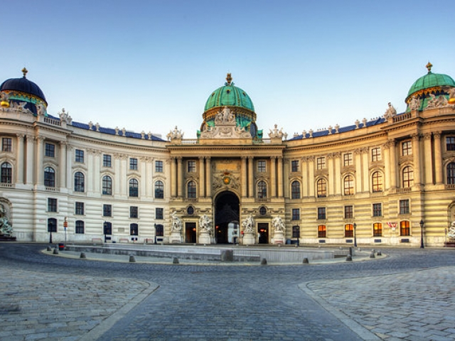 Highlights of Eastern Europe | Imperial Hofburg Palace, Vienna, Austria