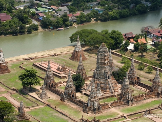 Ayutthaya, Wat Chaiwattanaram