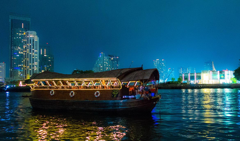 Bangkok, Loy Nava Cruise