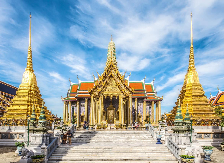 Bangkok Encounter, The Grand Palace
