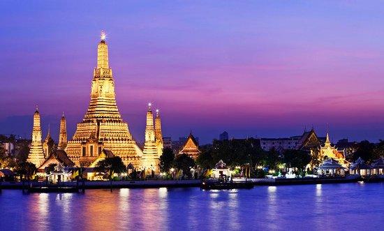Alma Travel - Bangkok, Wat Arun Ratchawararam