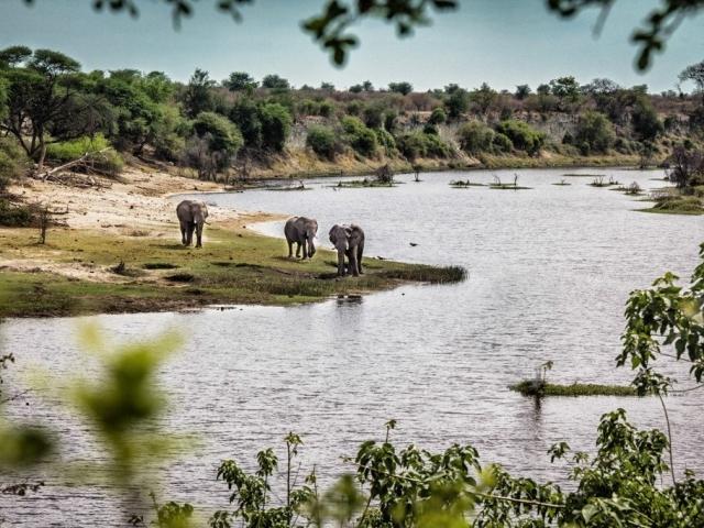 Botswana, Boteti River