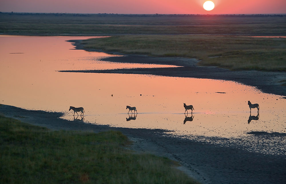 Botswana, Makgadikgadi Pans National Park
