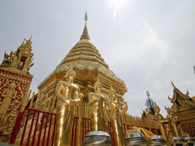 Thailand Experience, Chaing Mai, Wat Doi