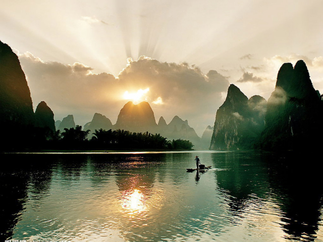 China Panorama | Li River