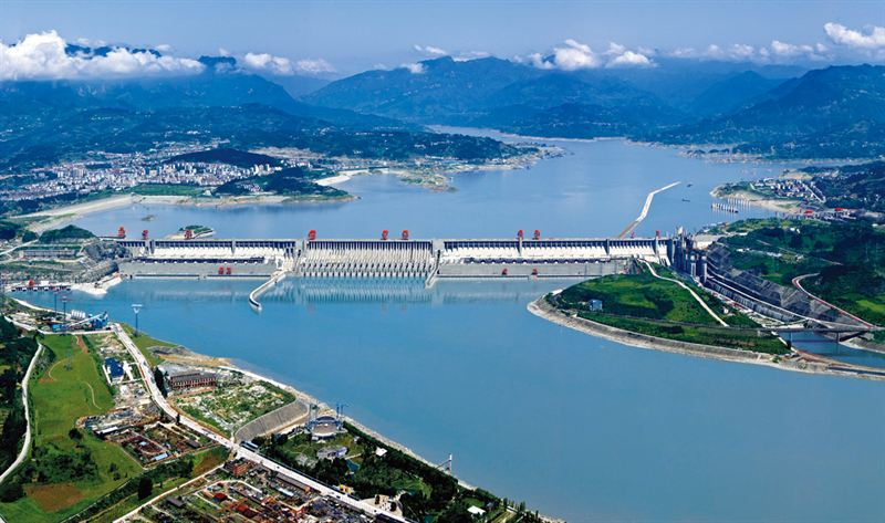 Three Gorges Discovery | Three Gorges Dam, Yangtze River