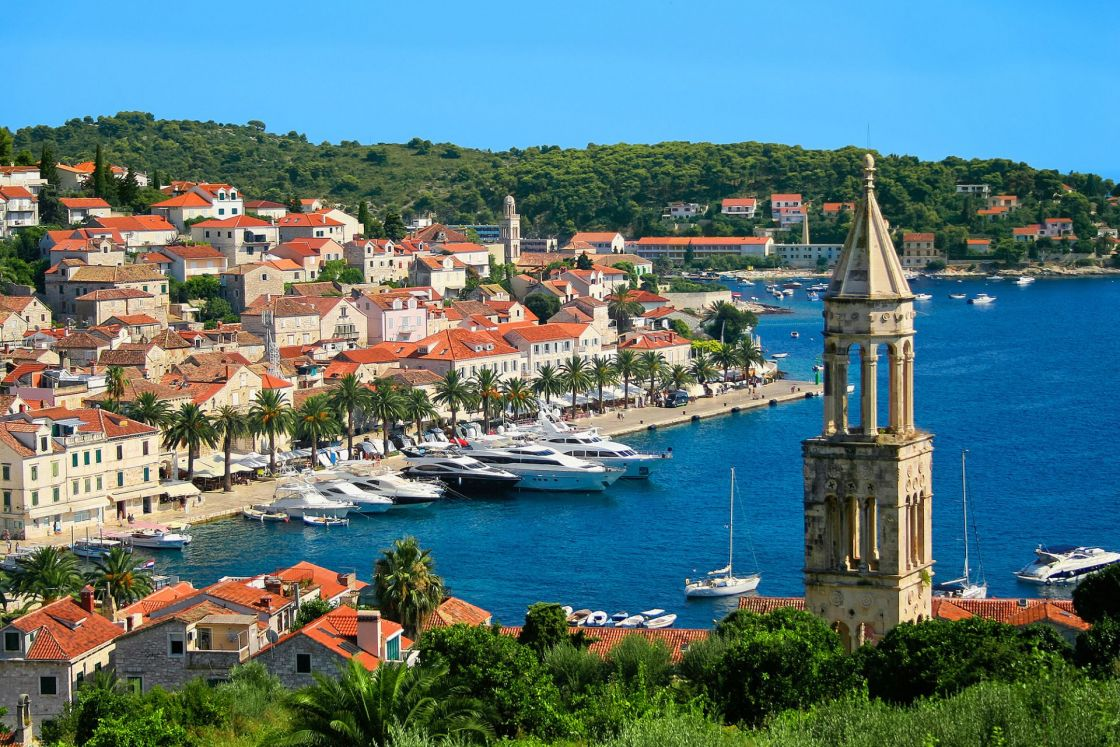 Country Roads of Croatia | Hvar, Croatia