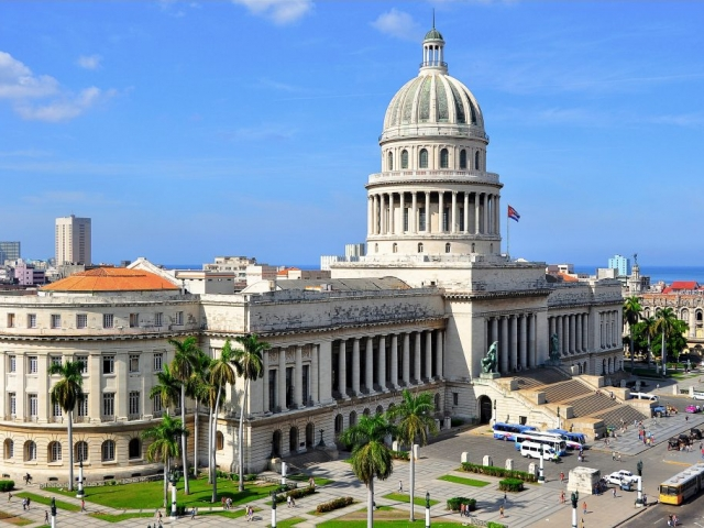 Cuba, Havana, Government Palace