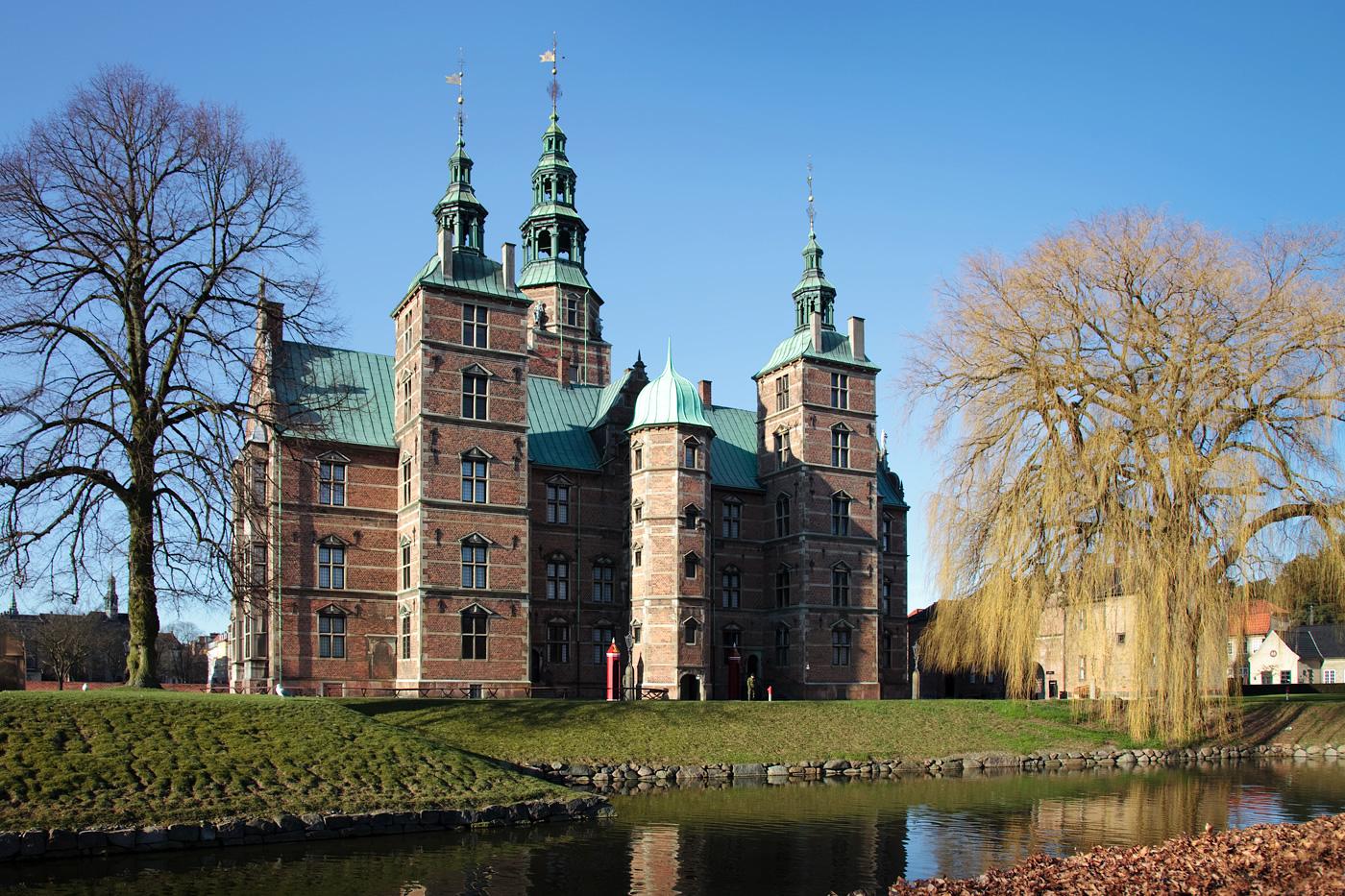 Denmark, Copenhagen, Rosenborg Castle