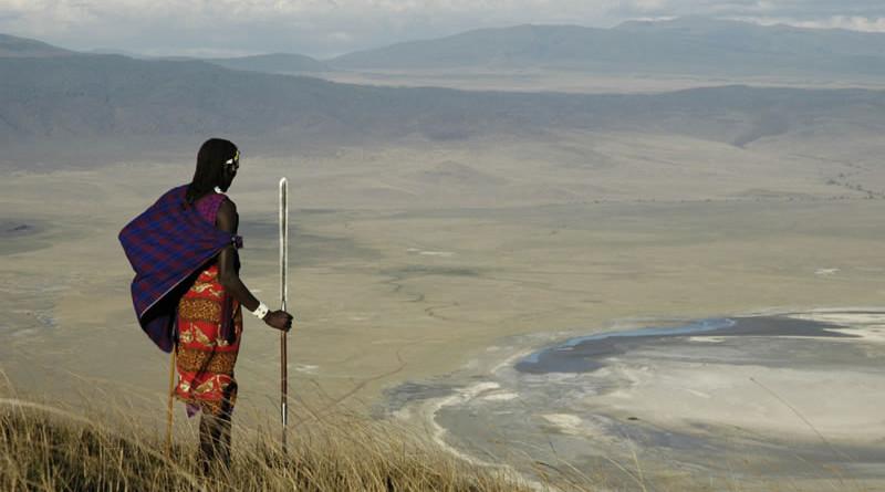 Tanzania, Ngorongoro Crater