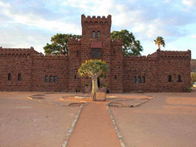 Namibia Adventure | Duwisib Castle