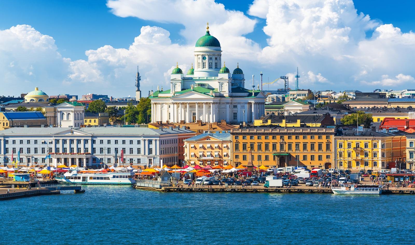 Scandinavia - Helsinki, Finland