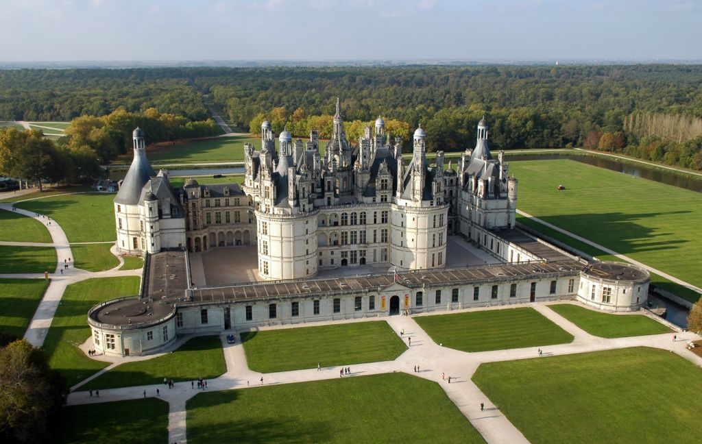 The Treasures of France including Normandy, Chateaux, Chambord, France