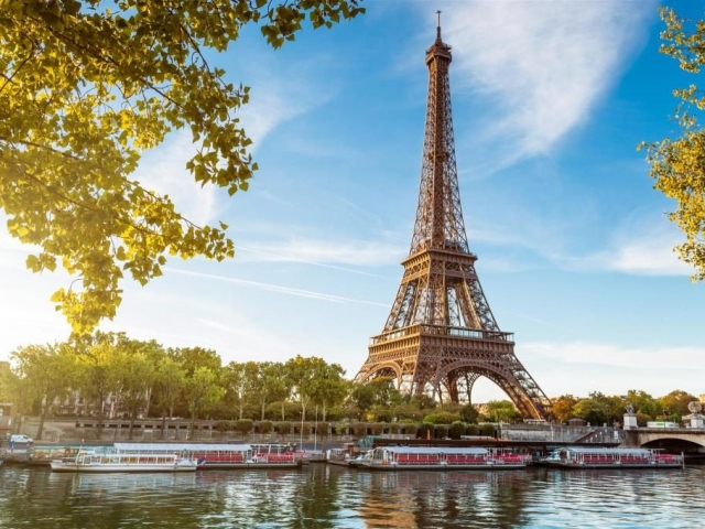 France, Paris, Eifel Tower