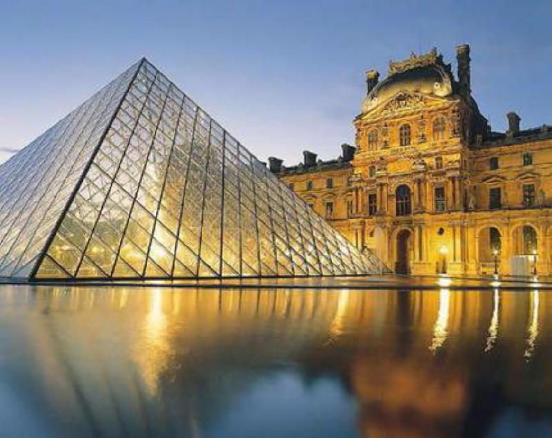 France, Paris, Louvre