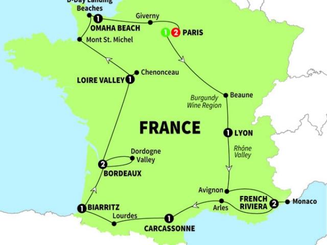 France, Best of France