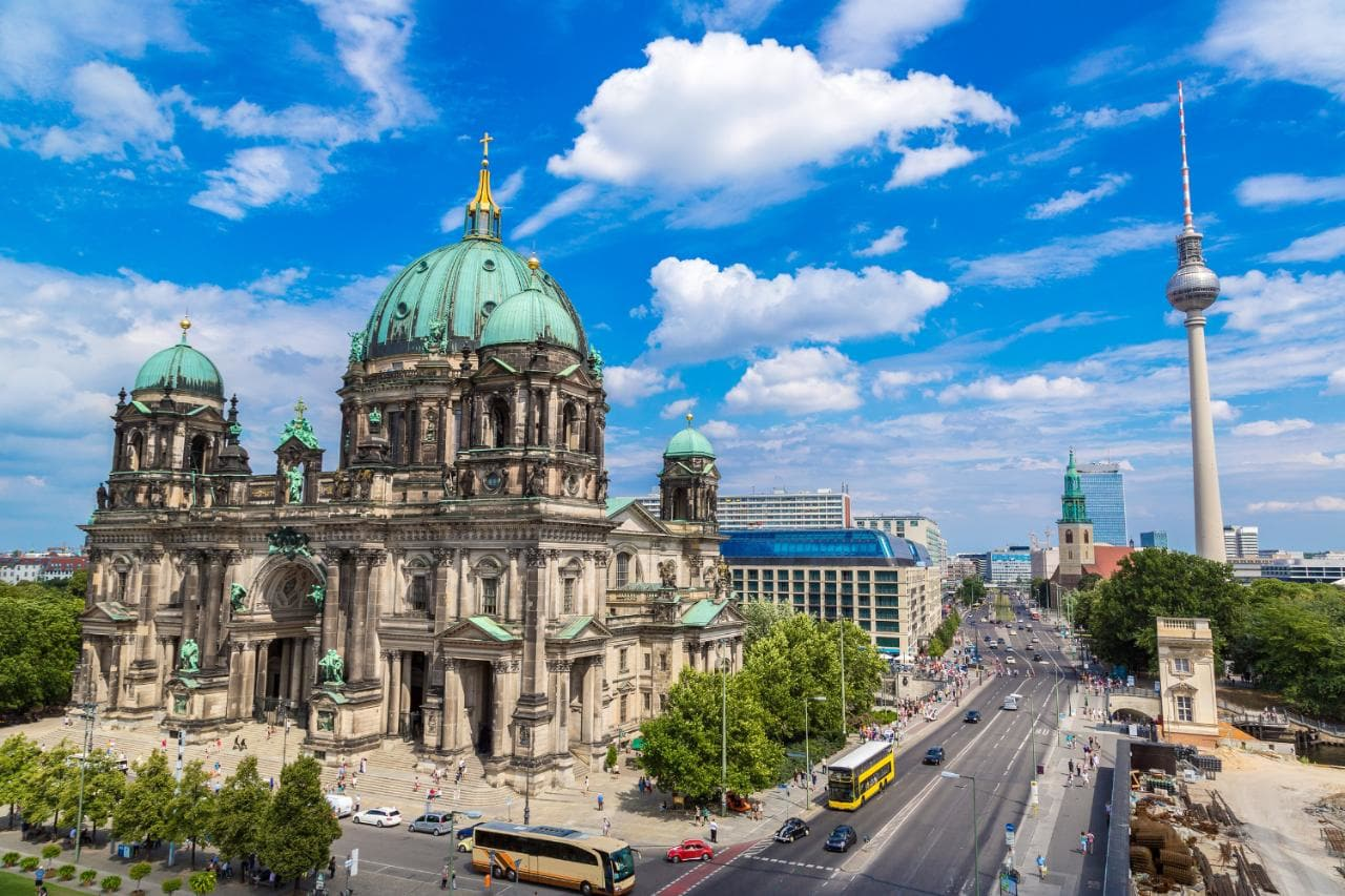 Germany, Berlin Cathedral