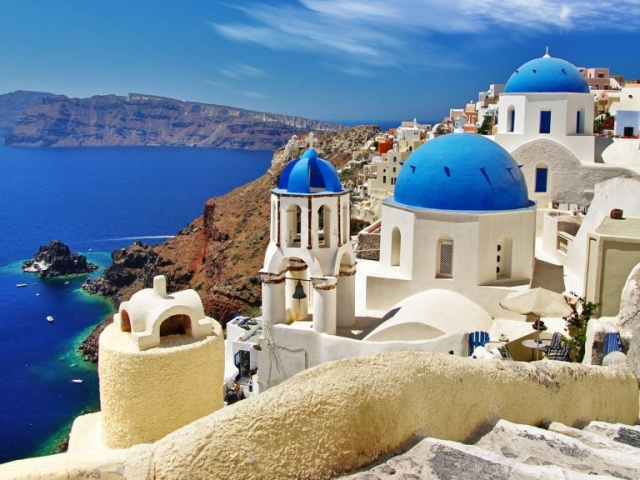 Greece, Santorini