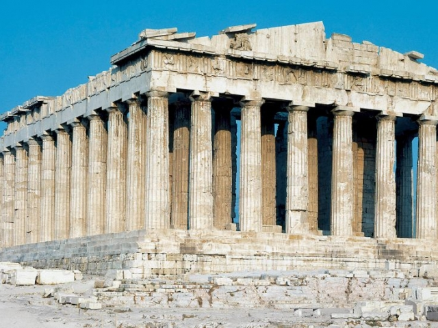 Greece, Athens, Parthenon