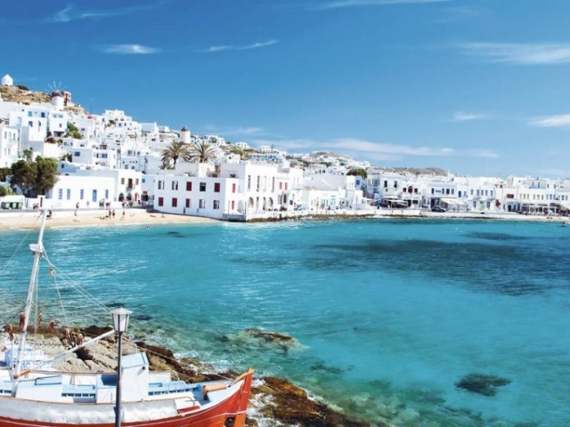Greece, Mykonos