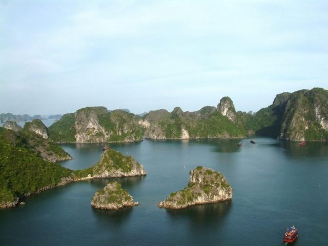 Hanoi & Halong Bay Discovery, Halong Bay