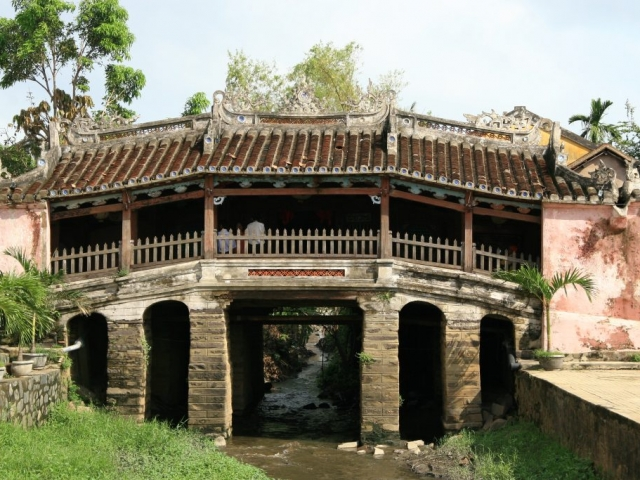 Hoi An, Japanese Covered Bridge