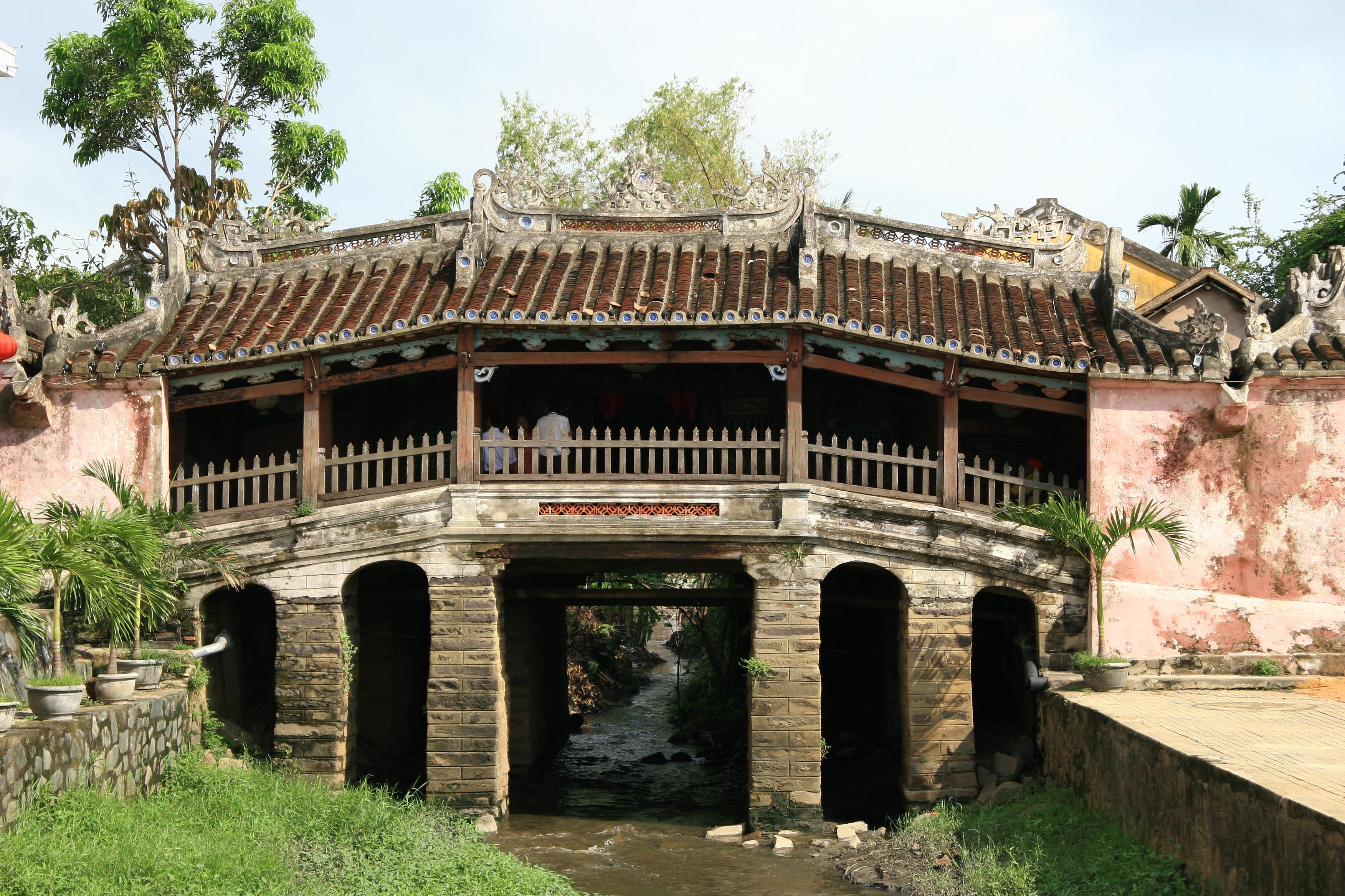 Hoi An, Japanese Covered Bridge