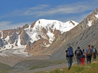 Holy Altai Inspiring Trail, Mongolia, Trekking in the Altai Tavan Bogd