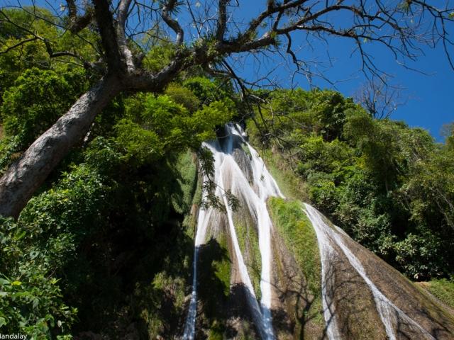 Hsipaw, Nam Tok Waterfall