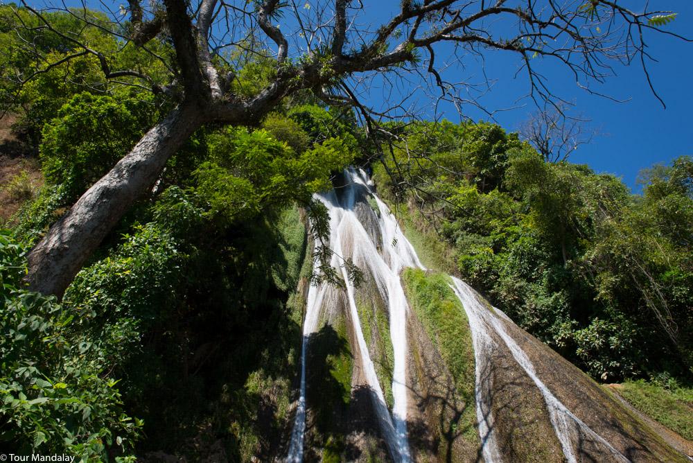 Unseen Myanmar, Hsipaw, Nam Tok Waterfall