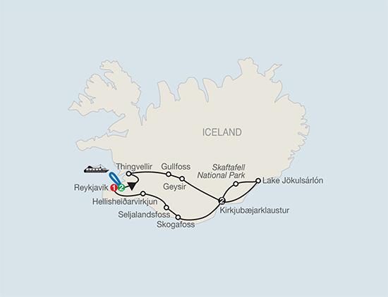 Iceland, Gems of Iceland