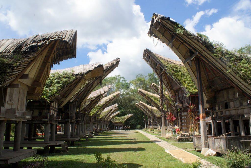 Indonesia, Rantepao, Toraja Villages