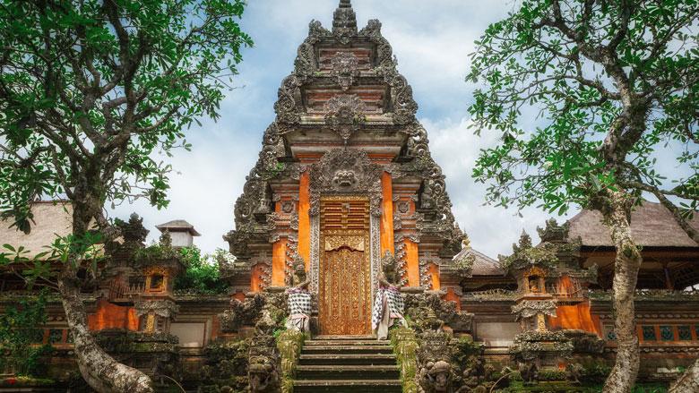 Indonesia, Ubud, Royal Palace