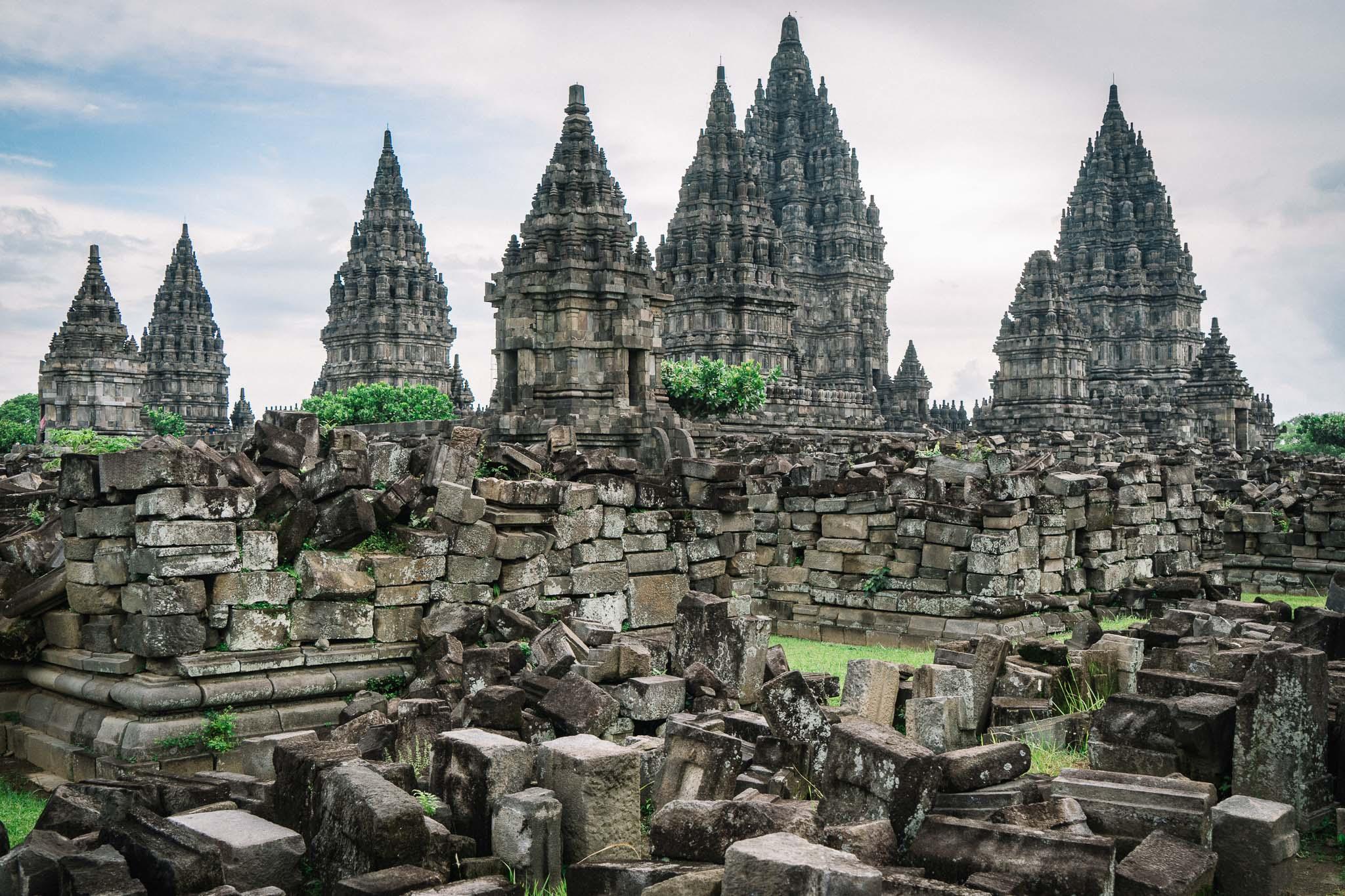 Java Temples to Volcanoes, Yogyakarta, Prambanan Temple