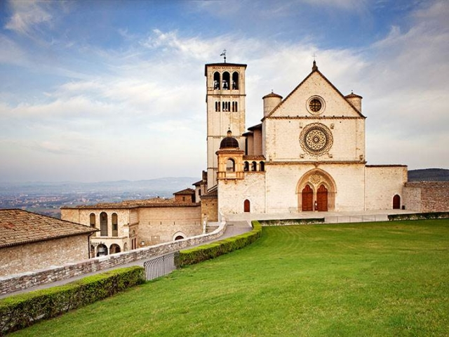 Europe's Highlights - Italy, Assisi