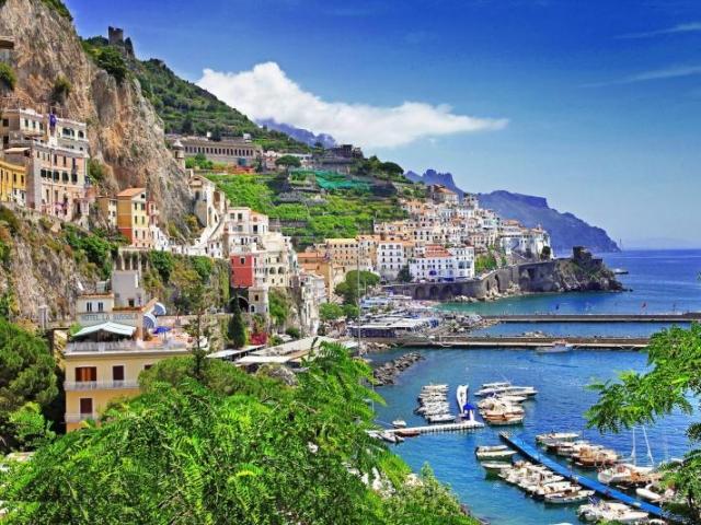Italy, Isle of Capri