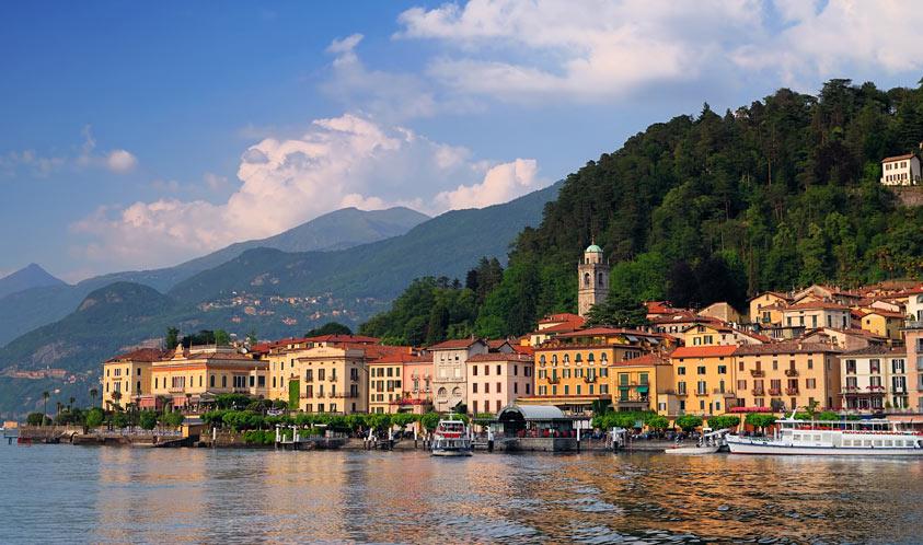 The Magic of the Italian Lakes, Lake Como, Italy
