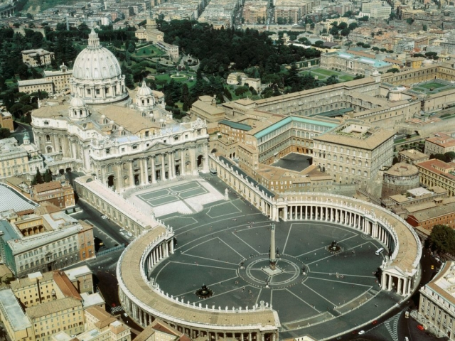 Italy's Best, Vatican City, Italy