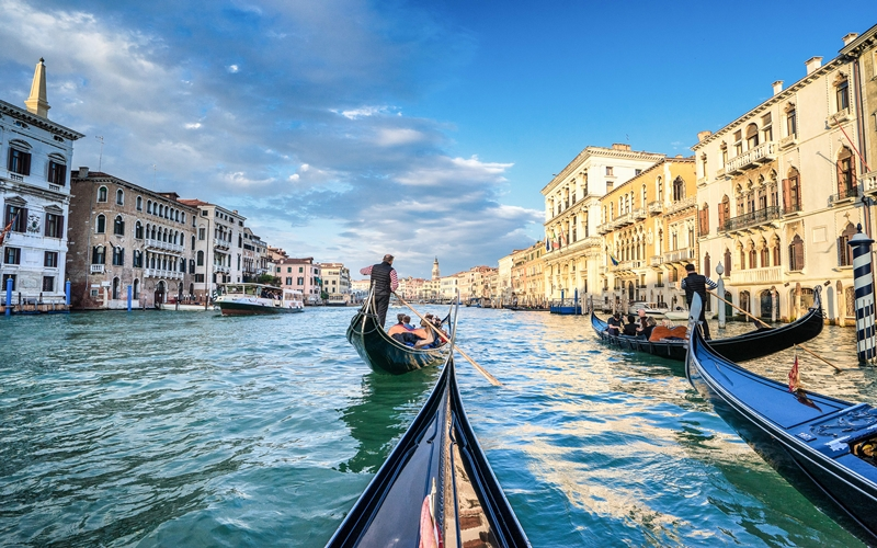 All About Europe | Gondola Ride, Venice, Italy