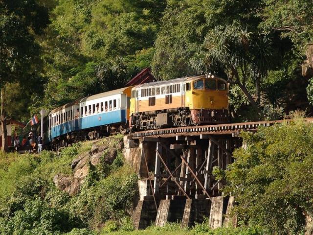River Kwai Discovery, Kanchanaburi, Death Railway