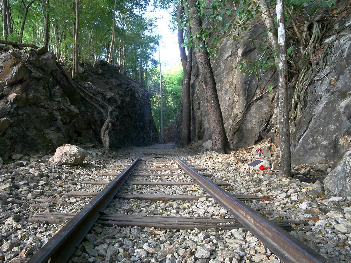 River Kwai Discovery, Kanchanaburi, Hellfire Pass Memorial