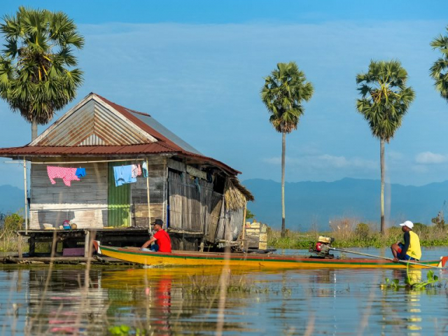 South Sulawesi Discovery | Lake Tempe, Sulawesi, Indonesia