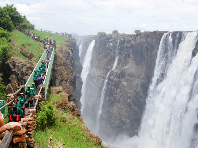 Elegant Zambia, Livingstone, Victoria Falls