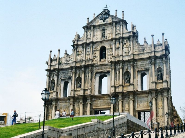 Hong Kong & Macau Discovery - Macau, Ruins of St Paul's