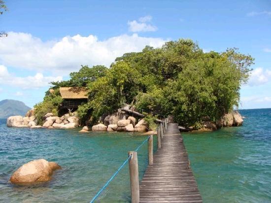 Malawi, Mumbo Island