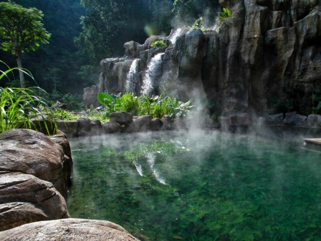 Malaysia, Banjaran Hot Springs
