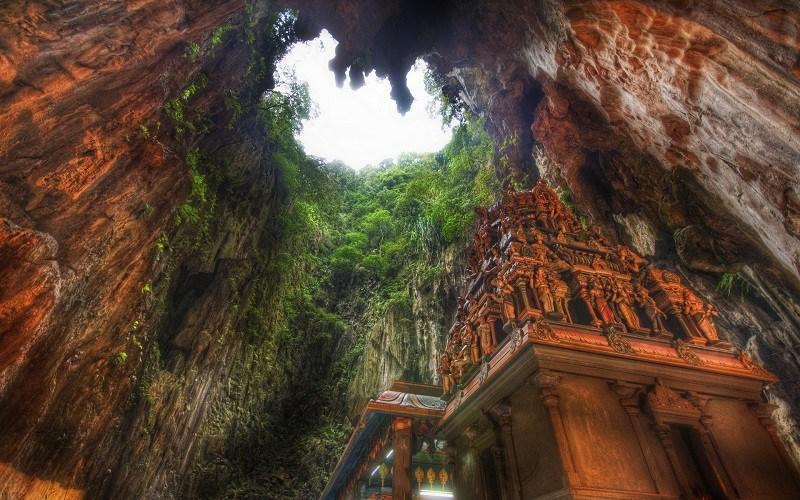 Cameron Highlands & Mt Brinchang, Batu Caves