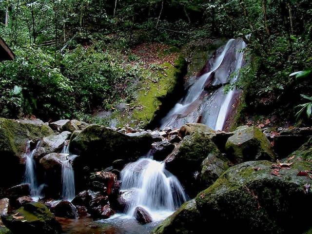 Sabah, Kipungit Waterfall